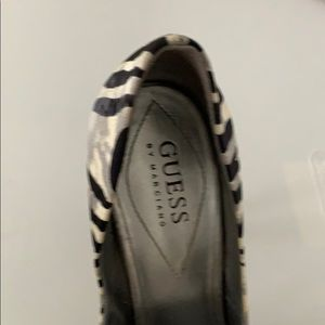 Guess by Marciano Shoes - Guess by Marciano Zebra print heels